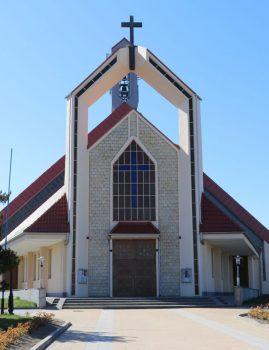 Kościół pw.Podwyższenia Krzyża Świętego wPierwoszynie
