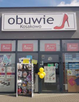 Obuwie Kosakowo